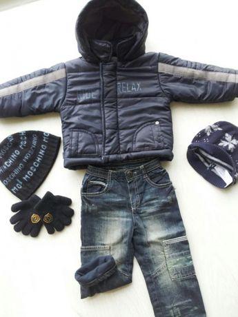 Фирменная куртка весна-осень!