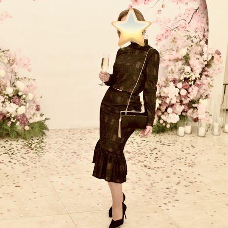 Маленькое чёрное платье Anastasiia Ivanova