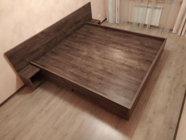 Кровать под заказ! Индивидуальная мебель в спальную комнату