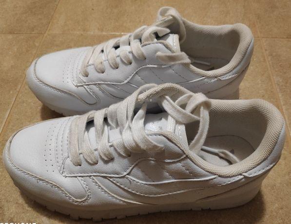 Sneakersy damskie białe marki Vty