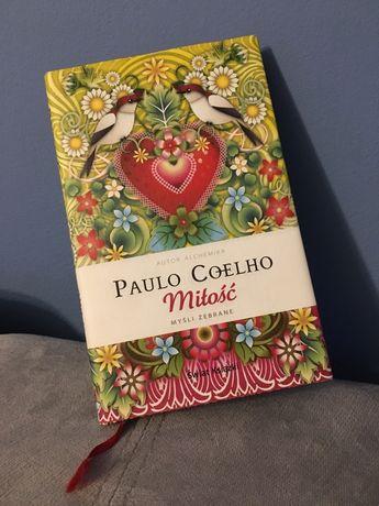 Książka Paulo Coelho Miłość myśli zebrane