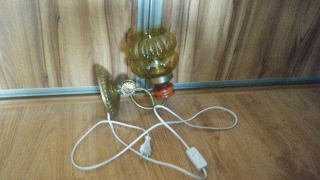 Lampa do powieszenia z mosiądzu