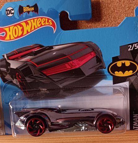 vendo Hot wheels Batman