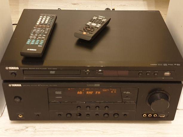 Zestaw kina domowego Yamaha 5.1