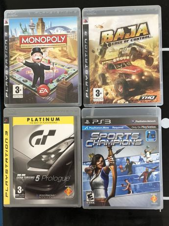 Продам игры на Sony PlayStation 3