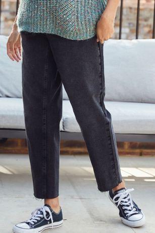 Прямые джинсы для беременных