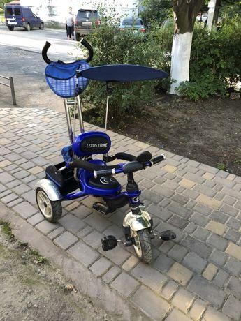 Детский трёхколёсный велосипед,детский велосипед,велосипед,Lexus Trik