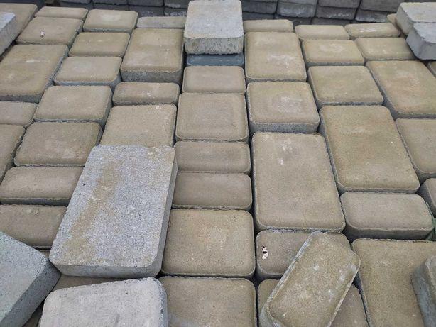 Тротуарная плитка Старый город 4,5 см ( 2 сорт)