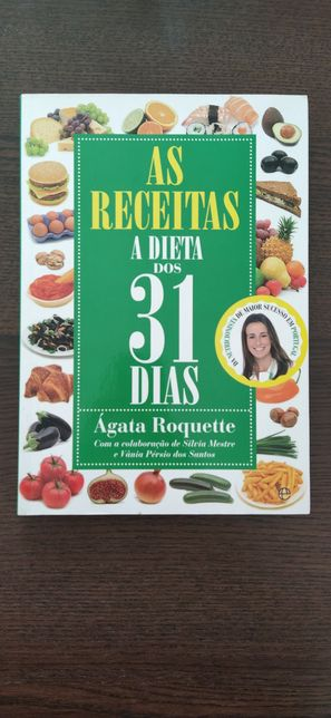 Receitas da Dieta dos 31 dias - Ágata Roquette