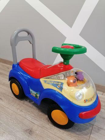 Машинка каталка толокар Bambi LBL с музыкой