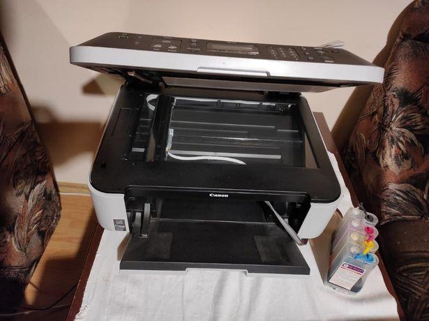 Canon mx360 - МФУ/факс, A4, печать термическая струйная, 4-цветная