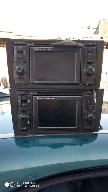 Магнитофон Ауди А6С5 Rns-d 1500-2000грн