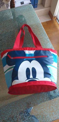 Bolsa térmica da marca Disney store do Mickey