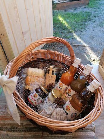 Swojskie. góralskie sery, serki, soki, konfitury,miód
