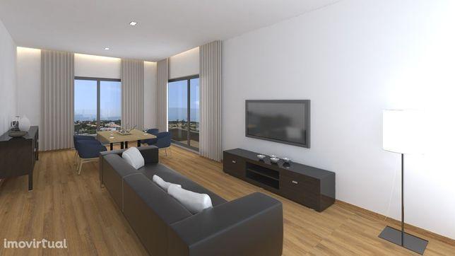 Apartamento De Luxo- T2- Faro- Montenegro- Estacionamento- arrecadação