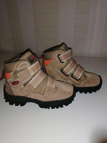 Ботинки деми фирма Olang 28р. 18 см