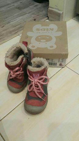 Sprzedam buciki zimowe lasocki kids