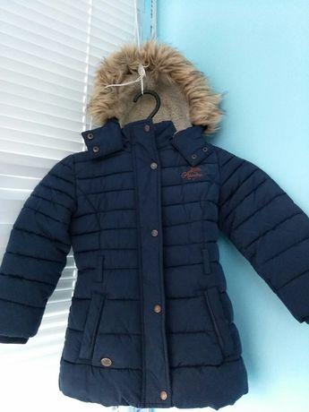 Теплая куртка с капюшоном Palomino .