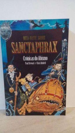 Livro Sanctaphrax
