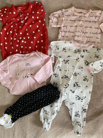 Одежда Carters 3 месяца