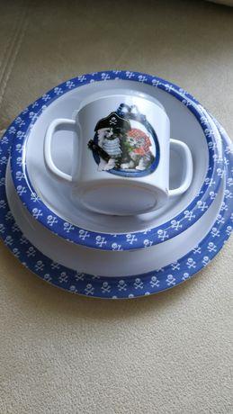 Набор детской посуды Orval Creations Франция