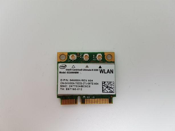 WIFI Intel Centrino Advanced -N 6300 Dual Band 5GHz