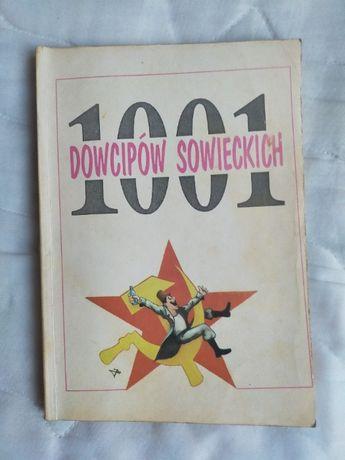 1001 dowcipów sowieckich - Eugeniusz Skrobocki