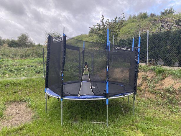 Trampolina ogrodowa 3m