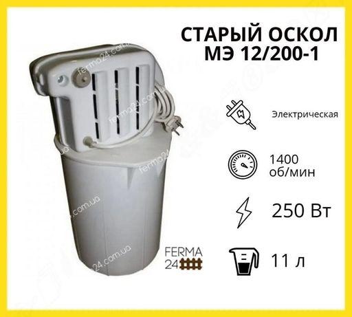Маслобойка МЭ 12/200-1 с винтом из нержавейки