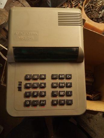 """Электрокалькулятор """"Электроника"""" МКУ-1-1"""