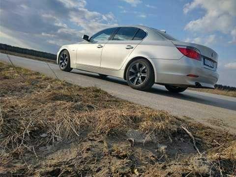 BMW e 60  231 km