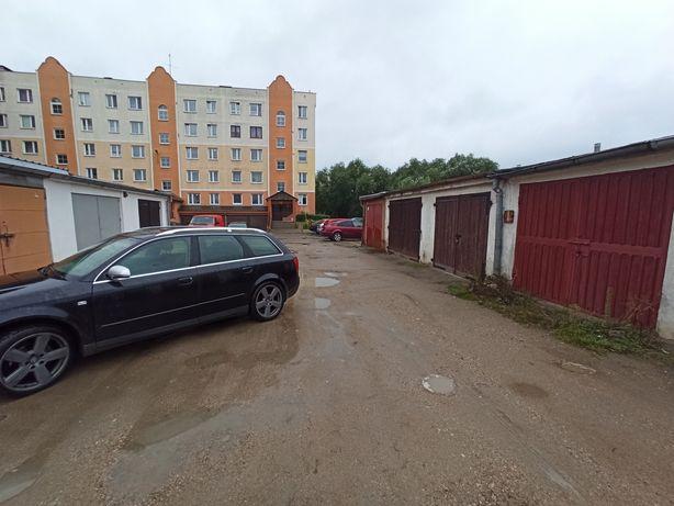 Sprzedam garaż ul.Nowowiejska na gruncie własnościowym