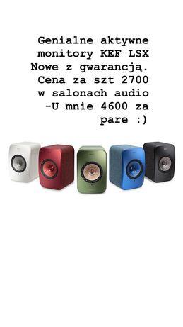 Kef lsx
