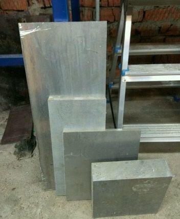 Алюминий листовой алюминиевый 2 3 4 5 6 8 10 12 15 20 25мм Налож Порез