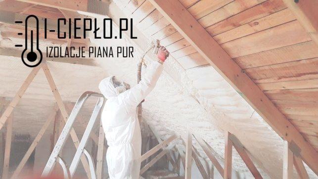 PIANA PUR | Ocieplenie domu | poddasza | hali | Inwestycja na lata!