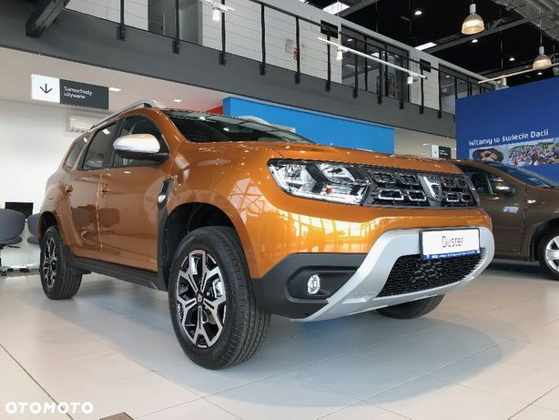 Dacia Duster PRESTIGE 4X2 1,0TCe 100KM ! Wyprzedaż 2019