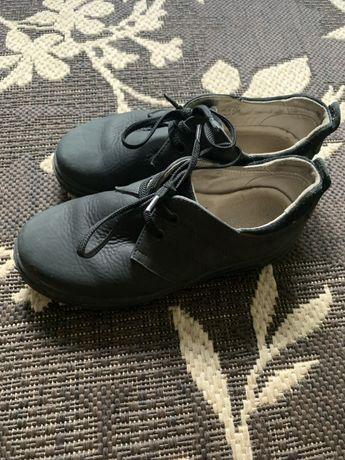 Bistfor 32 школьные туфли кожа нубук