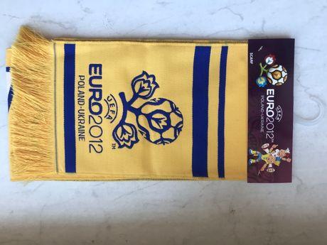 Шарф и бонус UEFA оригинал ЄВРО 2012