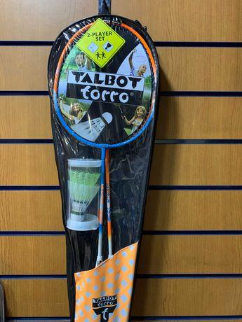 Набор для бадминтона Talbot Torro Badminton Set 2 Attacker