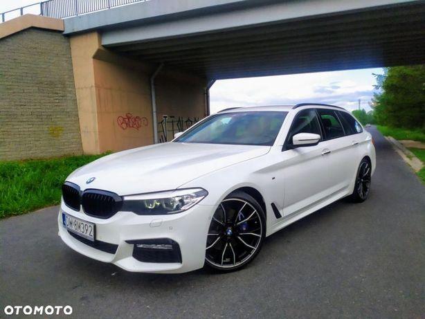 BMW Seria 5 Salon Polska Bezwypadkowy M pakiet 20cali