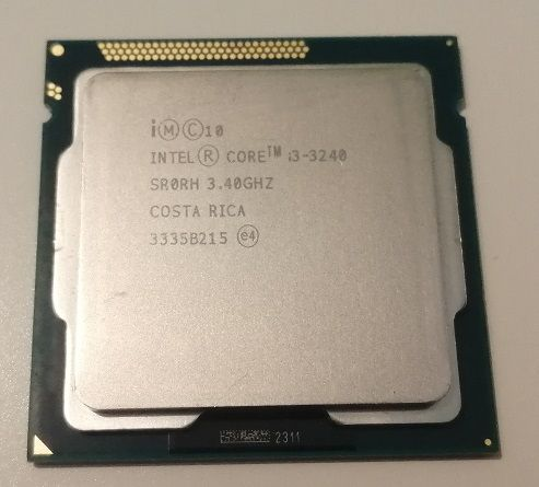 i3-3240 3.40GHz