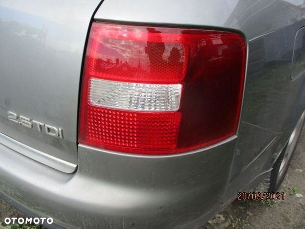 Lampa prawy tył EUROPA Audi A6C5 kombi