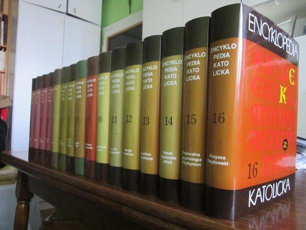 Encyklopedia katolicka tomy 1 - 16