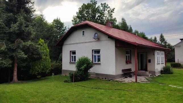 Sprzedam dom w malowniczej okolicy w Lipinkach 70m