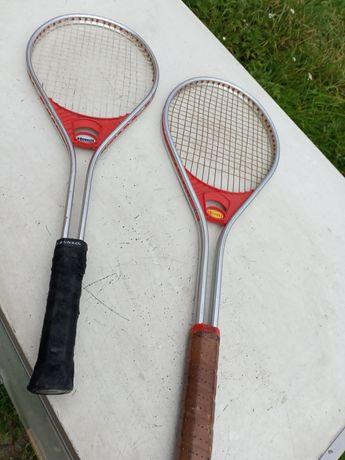 Stare rakiety do tenisa cały zestaw 40 zł