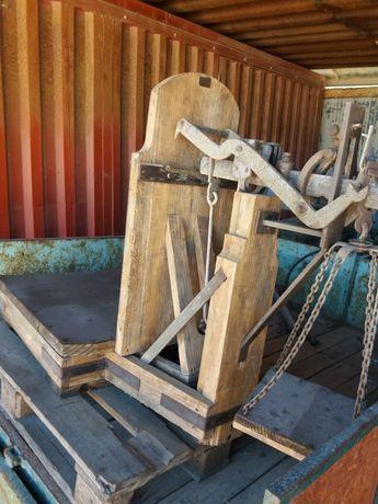 Balança decimal 500 kg