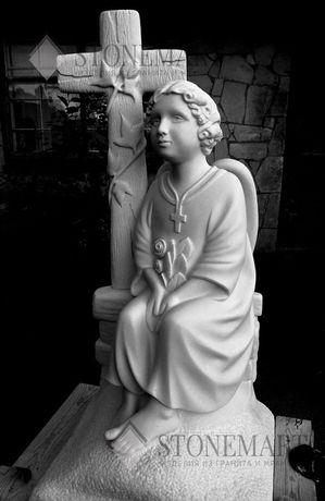 Скульптура из мрамора в НАЛИЧИИ