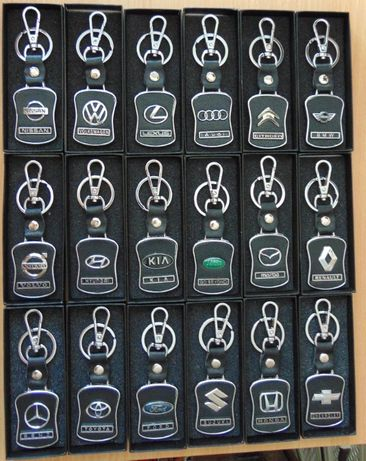 Стильный автомобильный брелок, подарок для автолюбителей