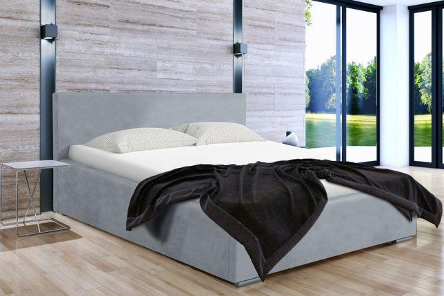 Łóżko tapicerowane, sypialniane Tokio stelaż+pojemnik Gratis! PROMOCJA