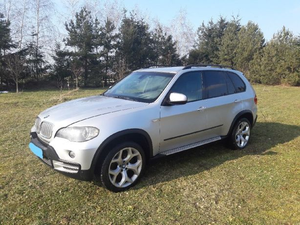 BMW X5 ,e70 ,3,0 sd ,286 km ,!! M pakiet !! ,FULL ,X-drive ,20 cali